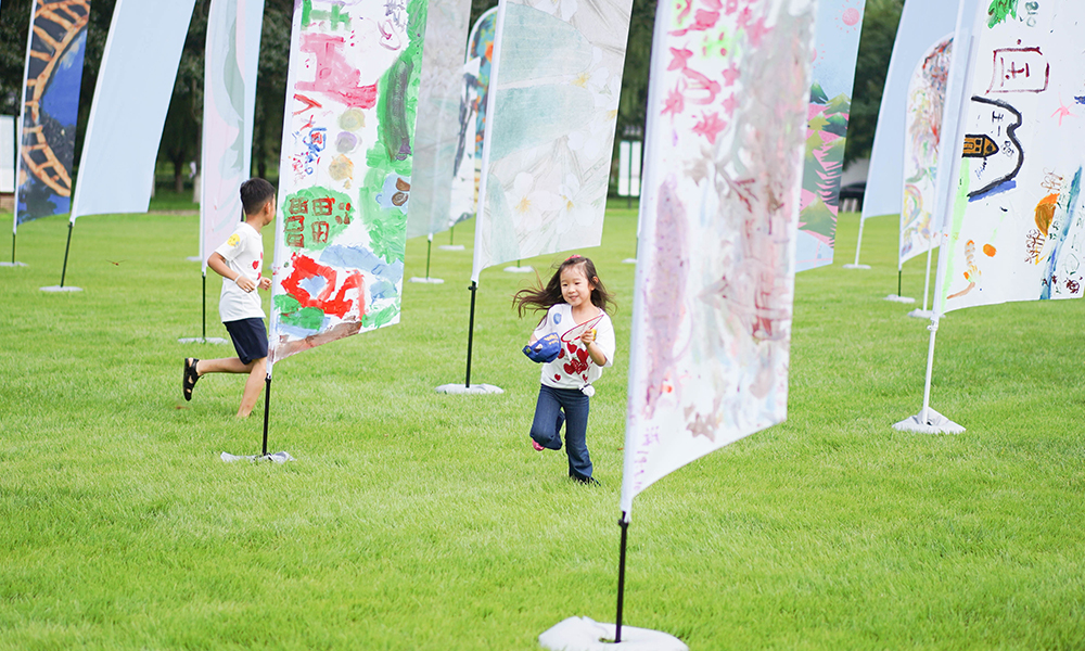 全球华人青少年国风艺术节:奔跑吧 国风少年