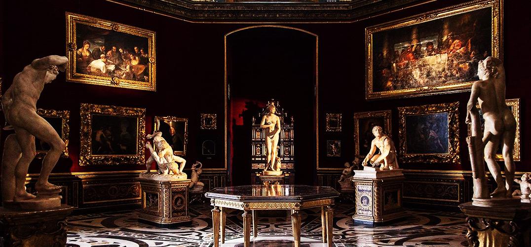乌菲兹美术馆:文艺复兴的剪影