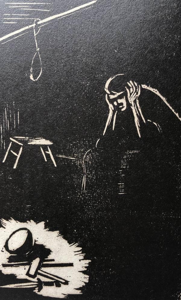鲁迅与版画的故事