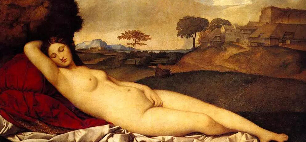 从提香到莫迪里阿尼 看艺术家笔下的女人有多美