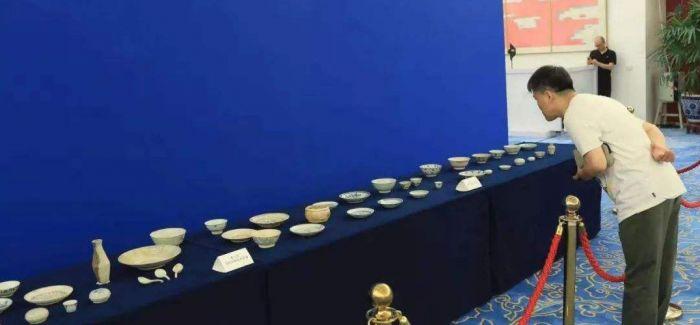 清代沉船出水瓷器入藏中国国家博物馆