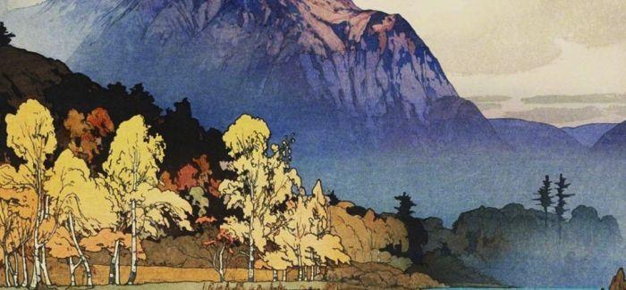 日本版画中的美国印象