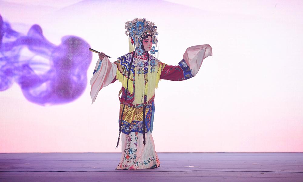 全球华人青少年国风艺术节之国风艺术之夜