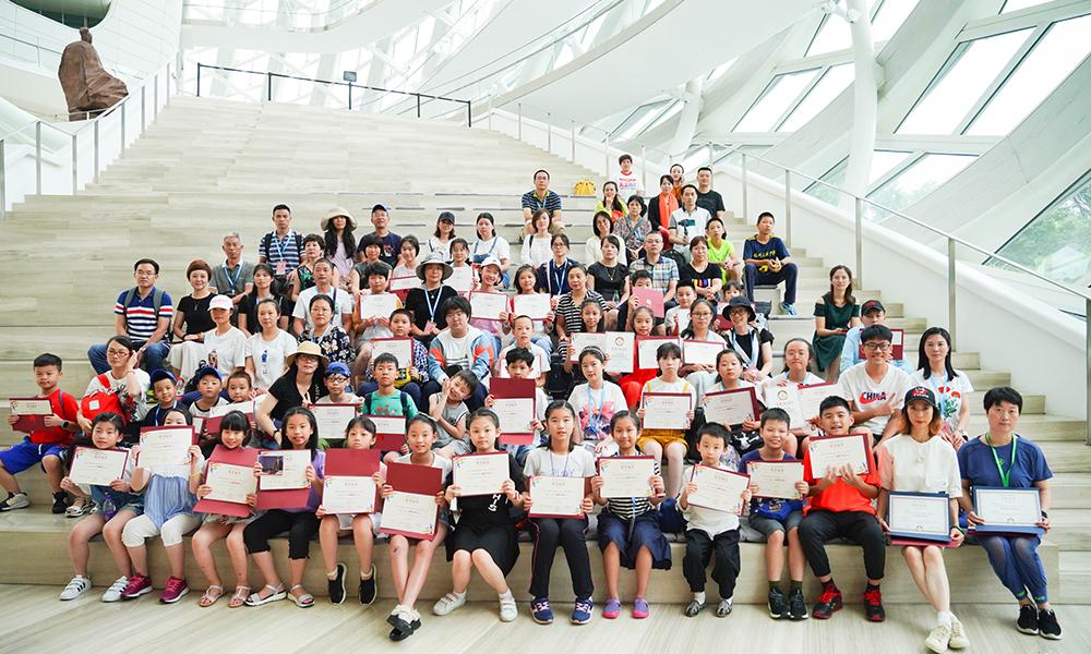 全球华人青少年国风艺术节:学古今中外 做更好的自己