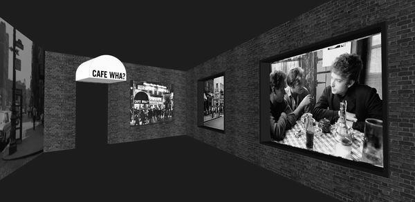 鲍勃·迪伦全球首展将于上海开幕