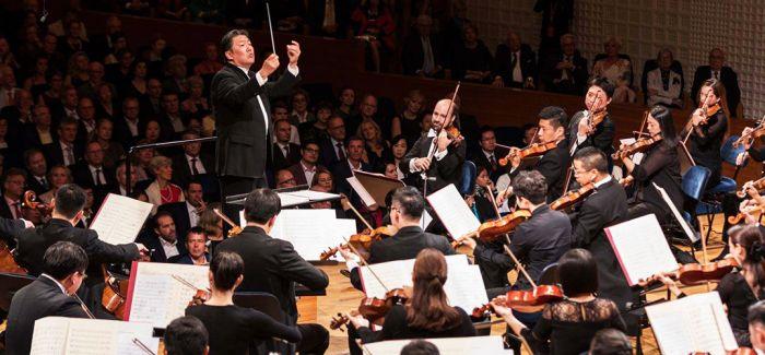 """在美国拉维尼亚音乐节中聆听""""上海的声音"""""""