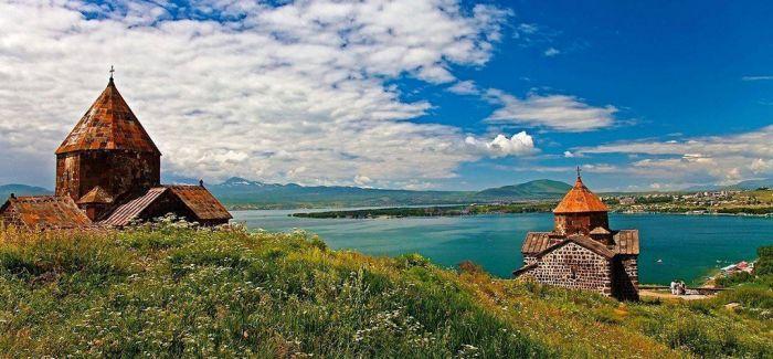 亚美尼亚 被神灵庇佑的国度