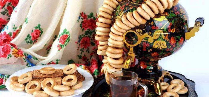 爱茶的俄罗斯人