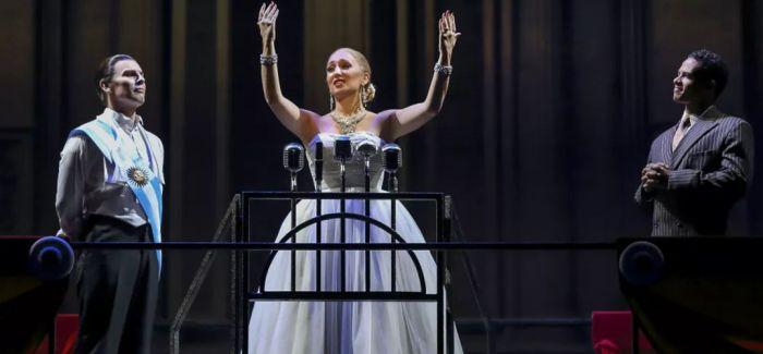 原版音乐剧《贝隆夫人》即将登陆上海