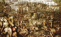 """油画中的""""大航海时代"""""""