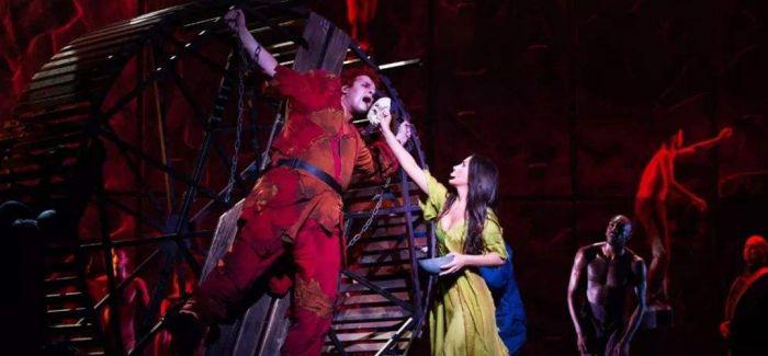 音乐剧《巴黎圣母院》20周年纪念版首度来华巡演