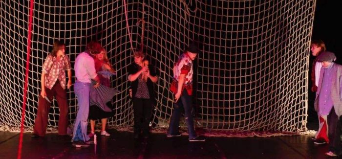 《安娜·卡列尼娜》揭幕第十二届北京国际青年戏剧节