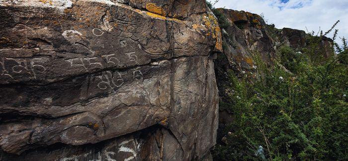 四川白玉县境内首次发现吐蕃时期摩崖石刻