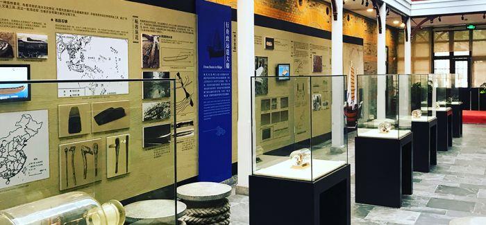 藏在上海交大中的航运博物馆