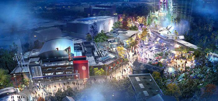 迪士尼将在加州兴建沉浸式超级英雄主题乐园
