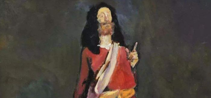 罗马尼亚油画家柯尔内留·巴巴北京开展