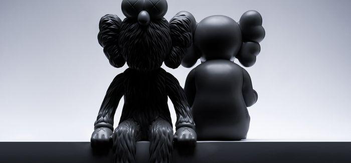 """KAWS:孤独时代的同伴""9月登陆NGV"