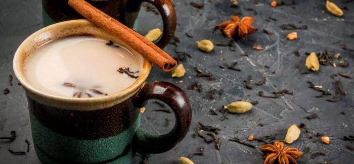 硬核印度奶茶 你想来一杯么?
