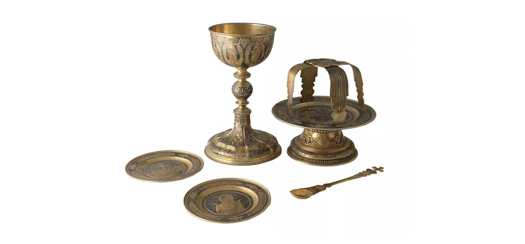 151件(套)克里姆林宫艺术珍品在故宫展出