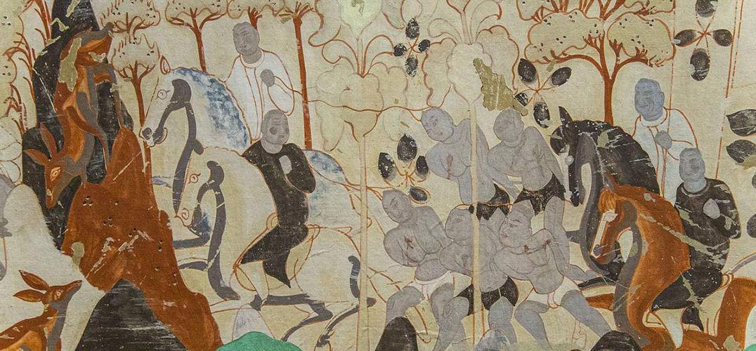 280余件敦煌流散海外文物复品在甘肃展出
