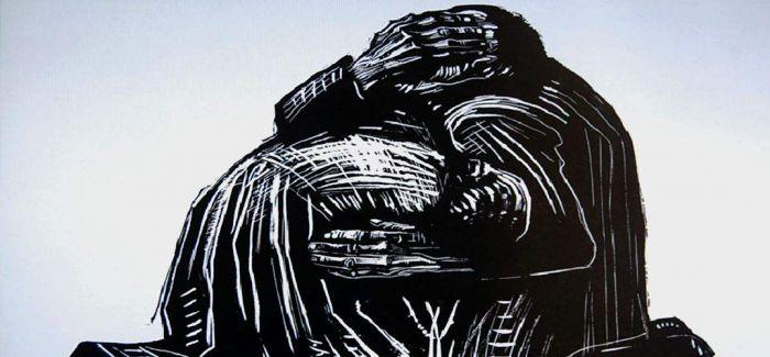192幅中德艺术家版画作品亮相宁夏银川