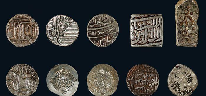 """丝绸之路历代钱币展:在敦煌""""一眼看世界"""""""