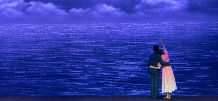 舞剧《情逝》在福州演绎凄美爱情故事