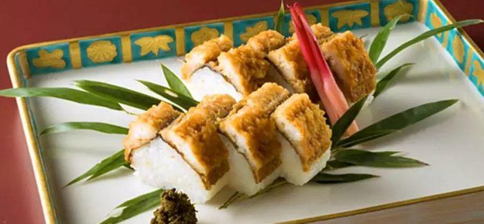 四季交替 只不过是一场寿司的轮回