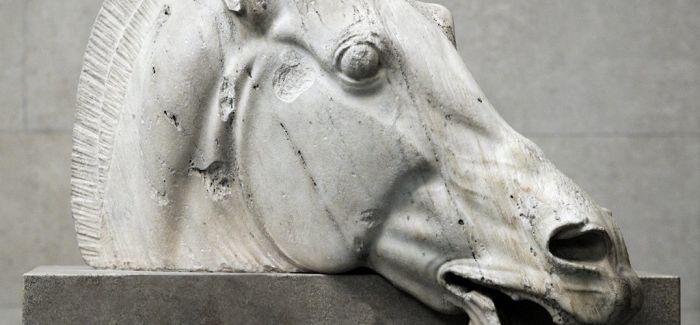 希腊愿意出借文物交换帕特农神庙浮雕 | 一周艺事