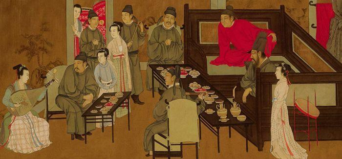 苏州博物馆中重现画屏之美