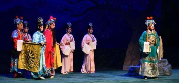 """国家京剧院复排""""尚派""""传统剧目《汉明妃》"""