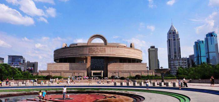 上海博物馆展出翁氏家族旧藏绘画作品
