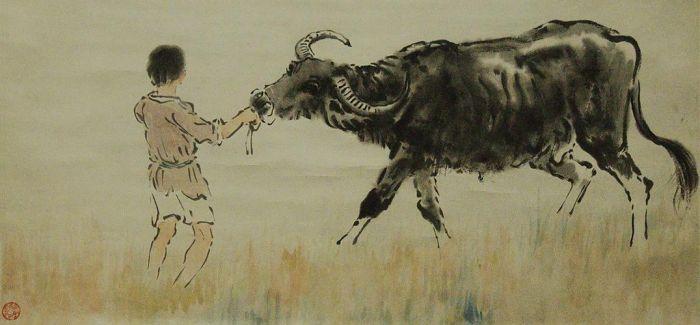 徐悲鸿书画作品上拍香港苏富比秋拍