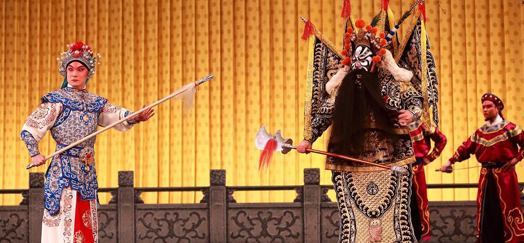 2019中国戏曲文化周国庆期间亮相北京园博园