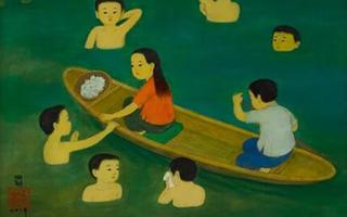 羽翼渐丰的越南艺术
