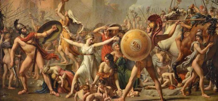 雅克-路易·大卫与他的新古典主义