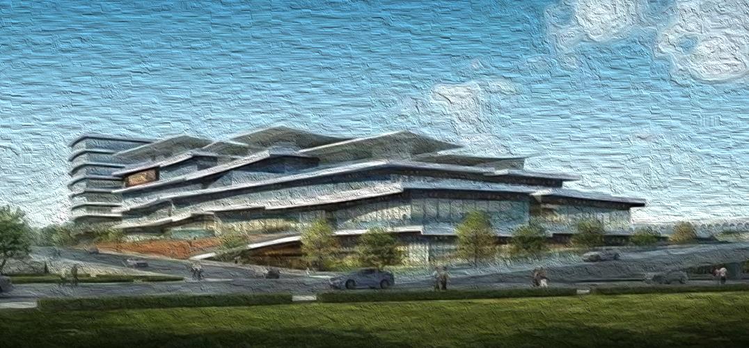 海丝艺术品中心:一颗正在升起的艺术明珠