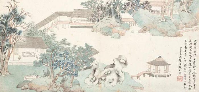 苏富比秋拍上的吴门文雅