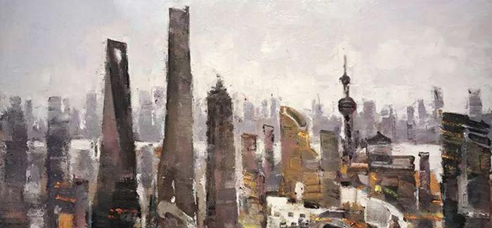 上海现实题材美术作品展览开幕