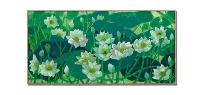 苏富比现代艺术晚拍将呈献花语系列