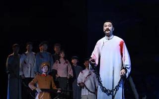北京大学原创音乐剧《大钊先生》成都首演