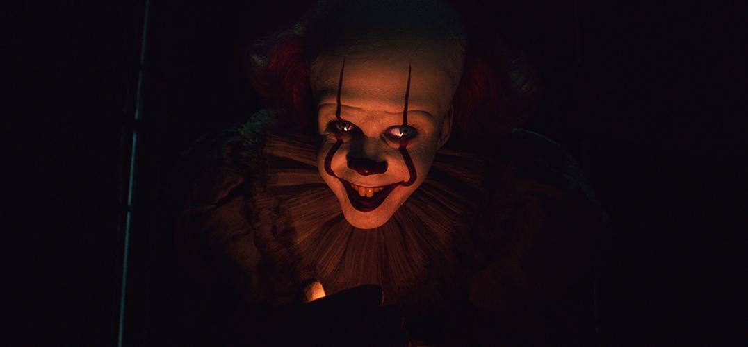 史蒂芬·金的小丑扑了