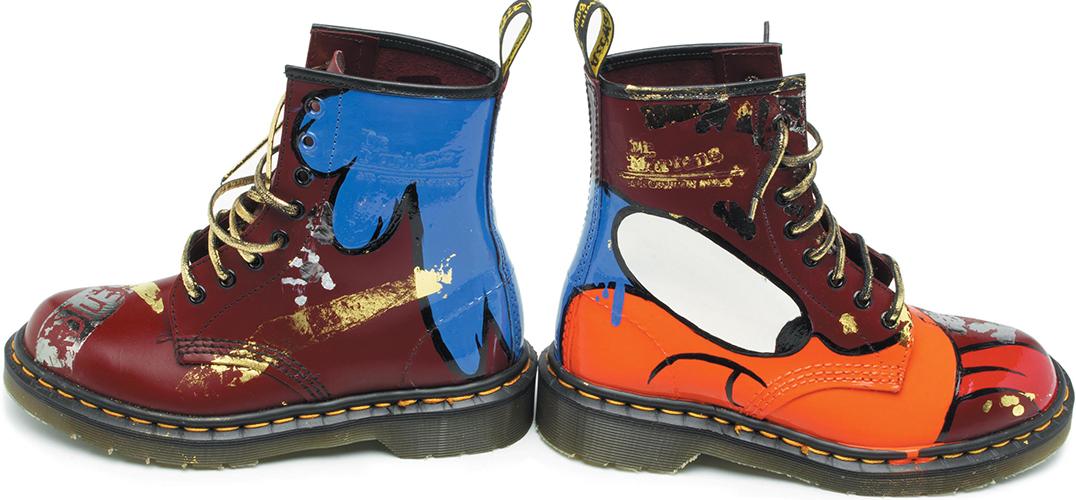 全能马丁靴