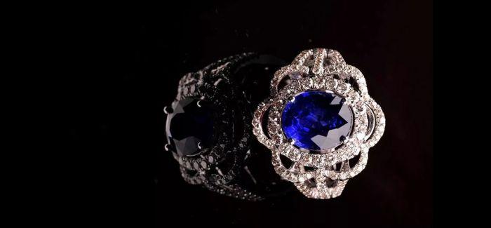 蓝宝石 九月的生辰石