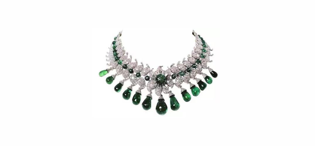 印度王妃的珠宝人生