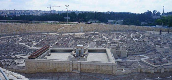 在博物馆中寻访耶路撒冷古城