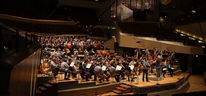 当柏林爱乐乐团遇见北京交响乐团