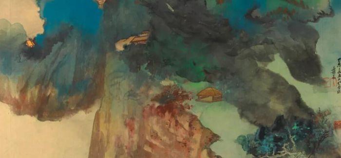 张大千诞辰120周年 香港展出60帧张大千作品