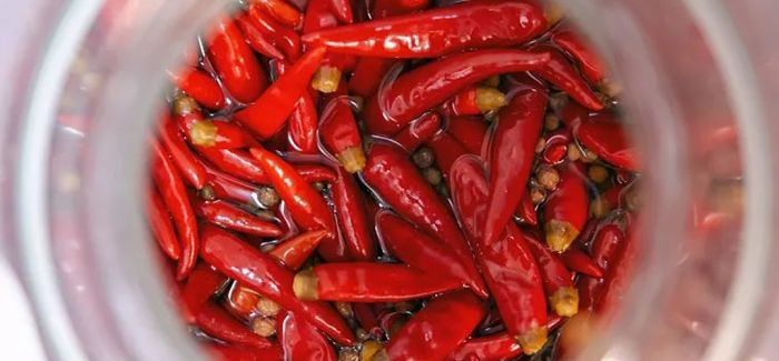 辣椒的一万种吃法