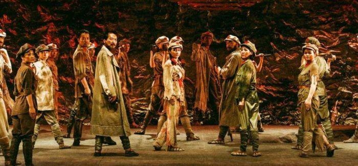《雄关漫道》开启庆祝新中国成立70周年舞台展演